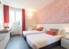 ホテル ティツィアーノ パーク & ヴィタ パルコ グルッポ ミニホテル - ミラノ - 寝室