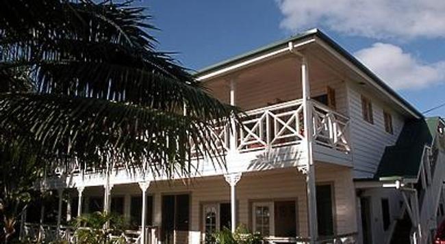 ウォーターフロント ロッジ - Nuku'alofa - 建物