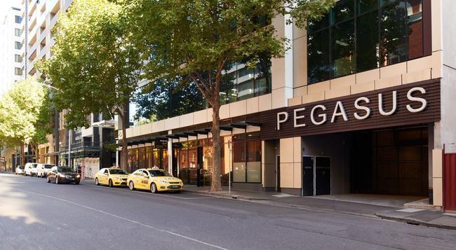 Pegasus Apart-Hotel - メルボルン - 建物