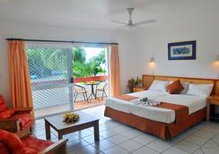 べダラ ビーチ イン - Coral Coast - 寝室