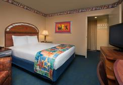 Disney's All-Star Music Resort - レイク・ブエナ・ビスタ - 寝室
