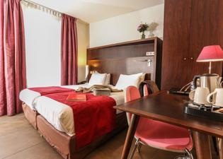 アバロン ホテル パリ ガール デュ ノール