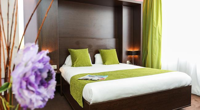 ホテル ル ロクロワ - パリ - 寝室