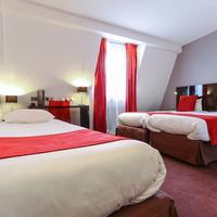 ホテル ル ロクロワ Guestroom