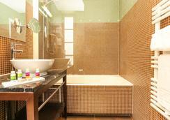 ホテル ル ロクロワ - パリ - 浴室