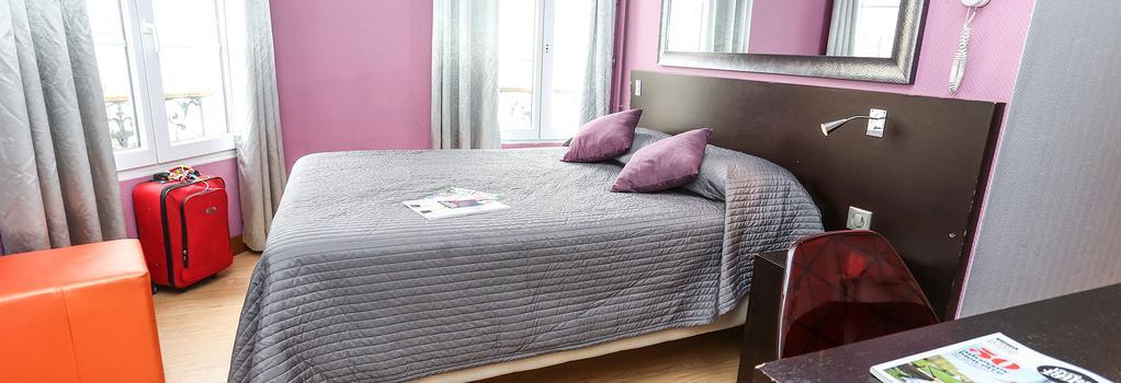 ル ヴィラージュ ホステル & バジェット ホテル - パリ - 寝室