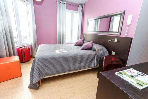 ル ビレッジ モンマルトル バイ ヒホフォストテルズ - パリ - 寝室