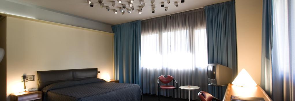 アルボルノス パレス ホテル - スポレート - 建物