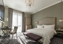 Queen Victoria Hotel - ケープタウン - 寝室