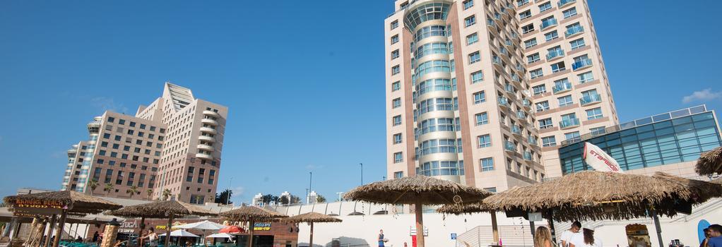 Leonardo Plaza Haifa - ハイファ - 建物