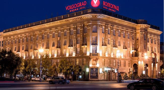 Hotel Volgograd - ヴォルゴグラード - 建物
