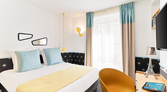 オテル オーガスティン アストテル - パリ - 寝室
