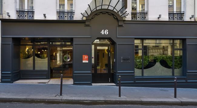 ホテル ジョージ アストテル - パリ - 建物