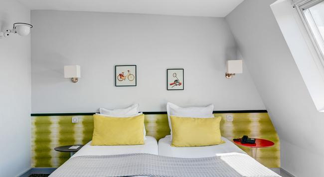 ホテル アカディア アストテル - パリ - 寝室