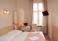 ホテル ペンション ベラ - ベルリン - 寝室