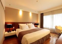 ベスト ウェスタン プレミア ホテル ククド - ソウル - 寝室