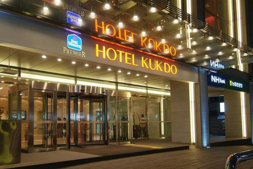 ベスト ウェスタン プレミア ホテル ククド - ソウル - 建物