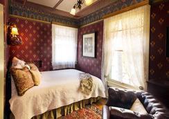 シンプソン ハウス イン - サンタ・バーバラ - 寝室