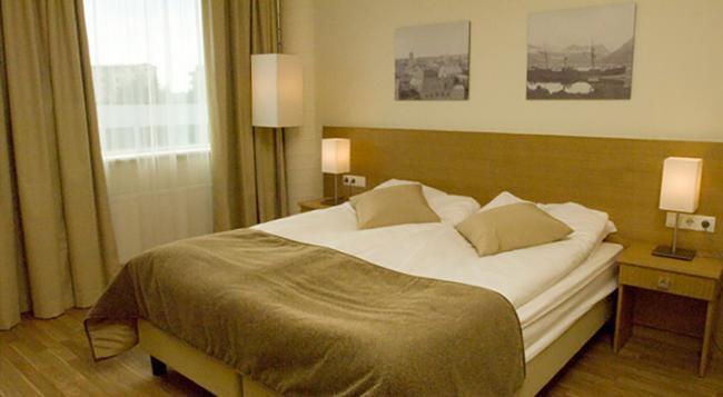 アークティック コンフォート ホテル - レイキャヴィク - 寝室