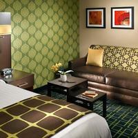 フェアフィールド イン & スイーツ バイ マリオット ワシントン ダウンタウン Guest room