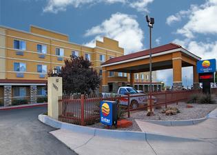 Comfort Inn Albuquerque Airport