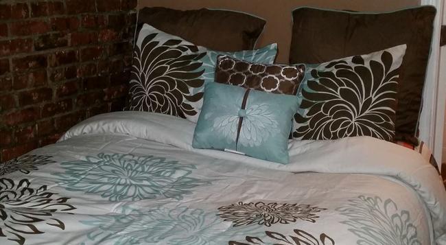 オヨ ベッド & ブレックファースト - ブルックリン - 寝室