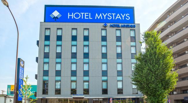 ホテルマイステイズ 羽田 - 東京 - 建物