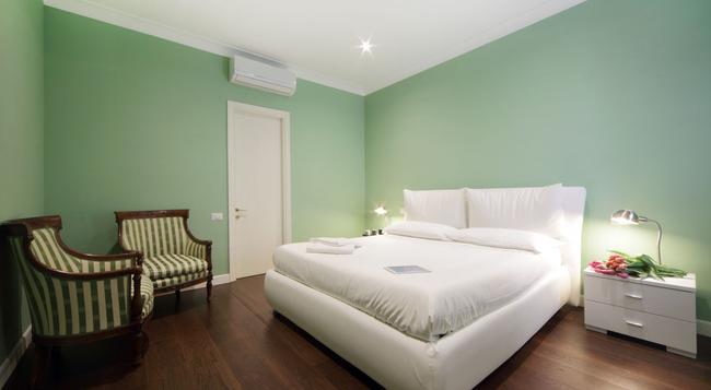 The One Prati Rooms - ローマ - 寝室