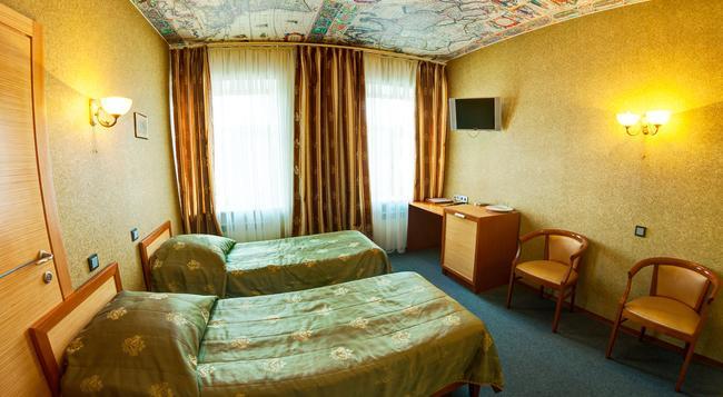 ネフスキー ベーレグ 93 - サンクトペテルブルク - 寝室