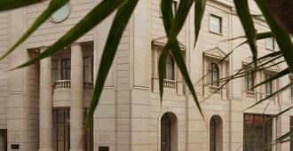 ランソン プレイス ホテル - 香港 - 建物