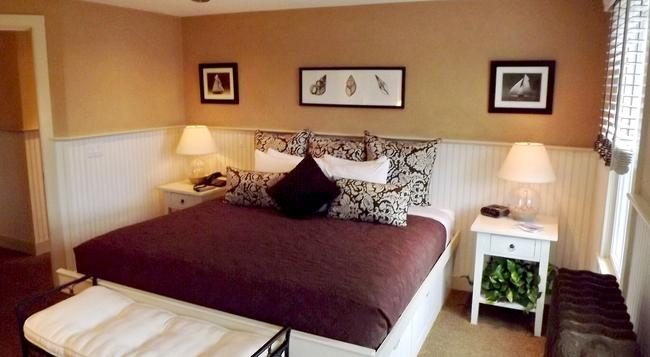 White Porch Inn - プロヴィンスタウン - 寝室