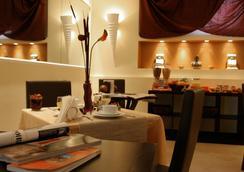 ホテル ラティナム - ローマ - レストラン