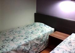Hotel Spazzio Residence - フォルタレザ - 寝室