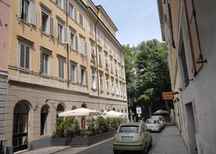 Residence Teatro Rossetti