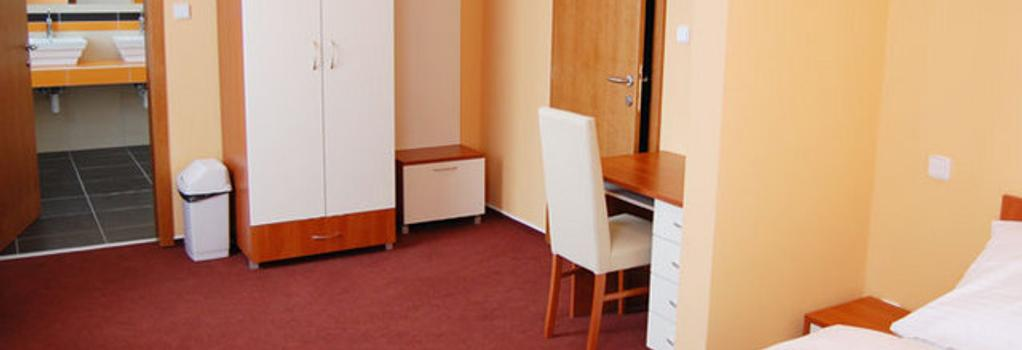 Hotel 21 - ブラチスラヴァ - 寝室