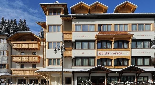 Hotel Crozzon - Madonna di Campiglio - 建物