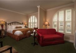ザ モントレー ホテル - モントレー - 寝室