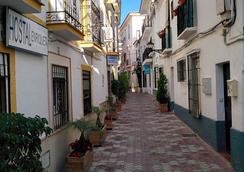 Hostal Enriqueta - マルベーリャ - 屋外の景色