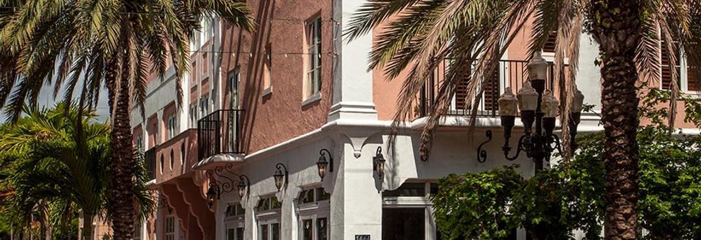 カーサ ビクトリア オーキッド - マイアミ・ビーチ - 建物