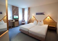 ソリティア ホテル - ベルリン - 寝室