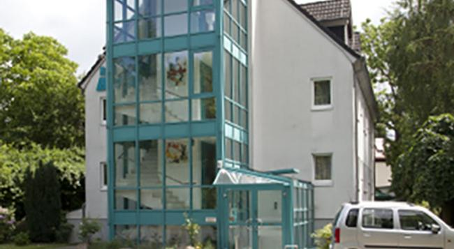 ソリティア ホテル - ベルリン - 建物