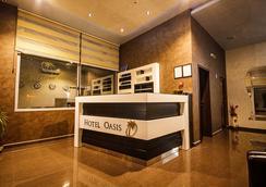Hotel Oasis - ポドゴリツァ - ロビー