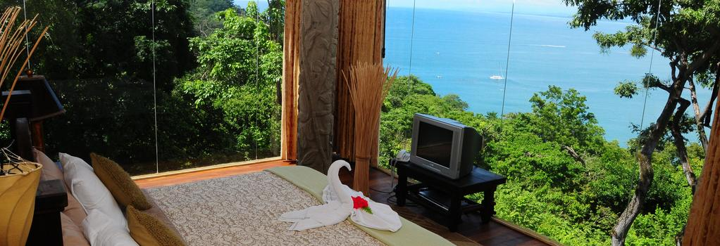 Issimo Suites Boutique Hotel & Spa - Adults Only - Manuel Antonio - 寝室
