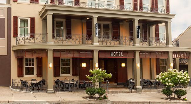 Chestnut Hill Hotel - フィラデルフィア - 建物