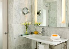 Chestnut Hill Hotel - フィラデルフィア - 浴室