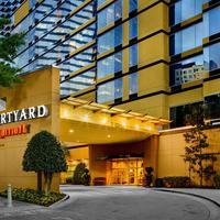 Courtyard by Marriott Atlanta Buckhead Exterior