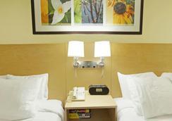 ホテル ネクサス シアトル - シアトル - 寝室
