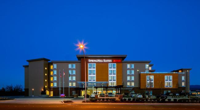 SpringHill Suites by Marriott Bellingham - ベリンガム - 建物