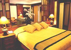 アバロンビーチリゾート - パタヤ - 寝室