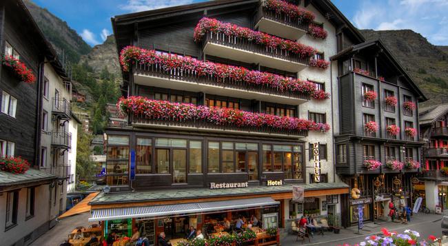 ホテル ポルクス - ツェルマット - 建物